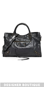 Balenciaga Classic City Satchel (Previously Owned) What Goes Around Comes Around