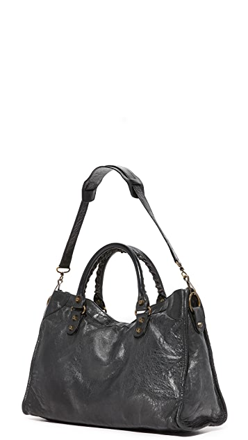 What Goes Around Comes Around Balenciaga Classic City Satchel (Previously Owned)