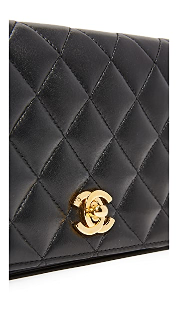 What Goes Around Comes Around Chanel Mini Flap Bag (Previously Owned)