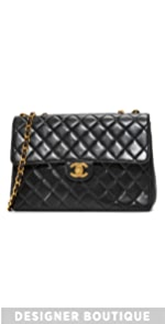 Chanel Jumbo 2.55 Shoulder Bag (Previously Owned) What Goes Around Comes Around