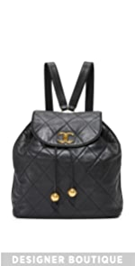 Chanel Lambskin Backpack (Previously Owned) What Goes Around Comes Around