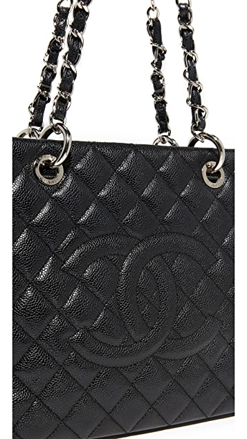 What Goes Around Comes Around Chanel Timeless CC Tote (Previously Owned)