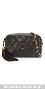 Chanel CC Diamond Camera Bag (Previously Owned) What Goes Around Comes Around