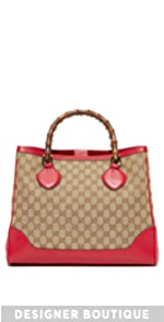 Gucci Bamboo Diana Tote (Previously Owned) What Goes Around Comes Around