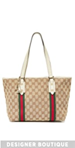 Gucci Jolicoeur Tote (Previously Owned) What Goes Around Comes Around