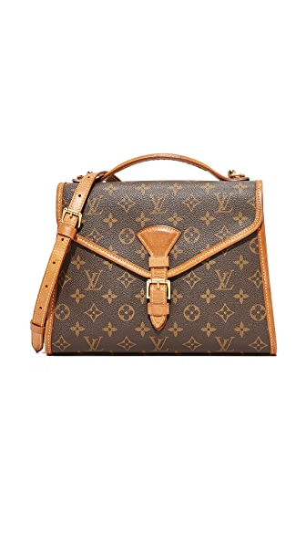 What Goes Around Comes Around LV Monogram Belair Satchel (Previously Owned)