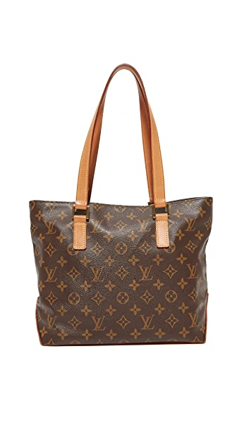 What Goes Around Comes Around Louis Vuitton Monogram Cabaspiano Tote (Previously Owned) In Lv Print