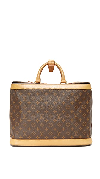 What Goes Around Comes Around Louis Vuitton Monogram Cruiser Satchel (Previously Owned) - LV Print