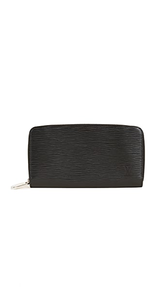 What Goes Around Comes Around Louis Vuitton Epi Zippy Wallet (Previously Owned) In Black/Multi