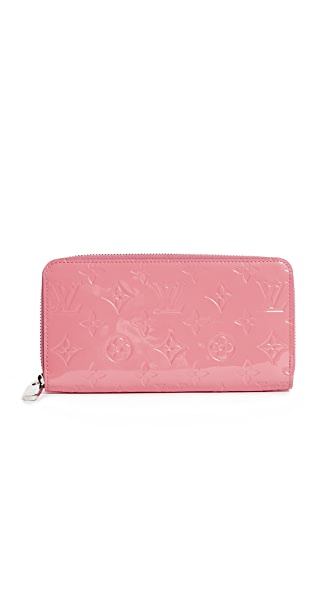 What Goes Around Comes Around Louis Vuitton Vernis Zippy Wallet (Previously Owned) at Shopbop