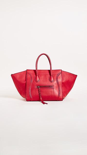 What Goes Around Comes Around Celine Medium Phantom Bag (Previously Owned)