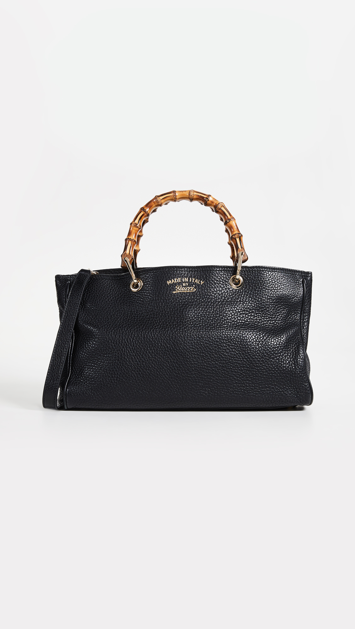 fc56ec16 What Goes Around Comes Around Gucci Bamboo Shopper | SHOPBOP