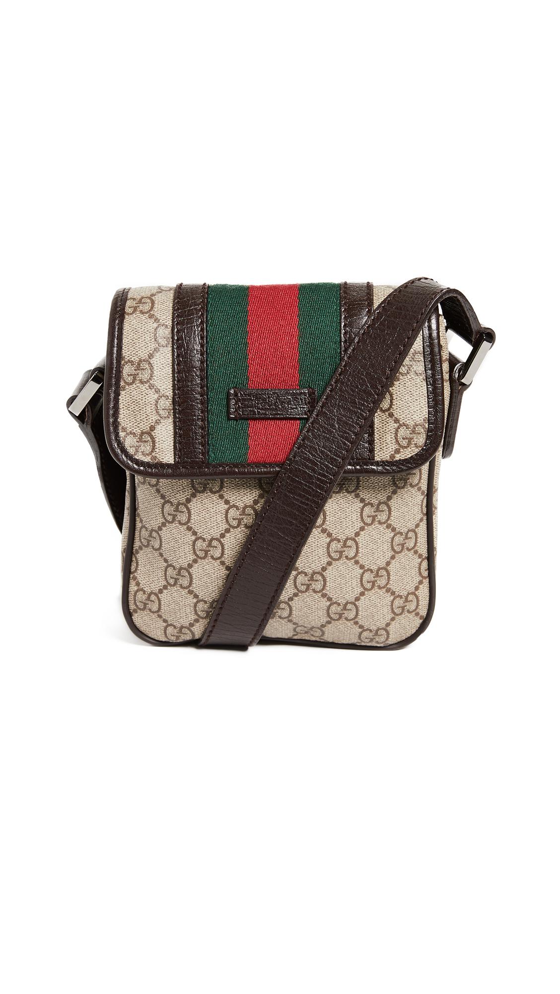 WHAT GOES AROUND COMES AROUND | What Goes Around Comes Around Gucci Messenger Bag | Goxip