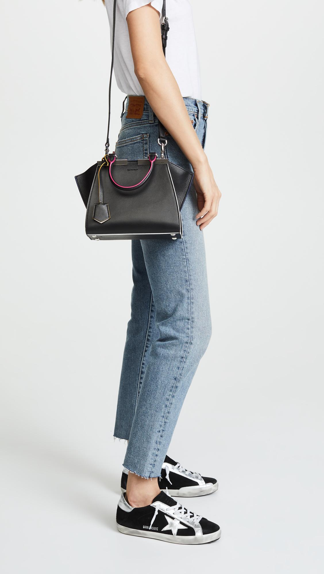 9ce65ed171 What Goes Around Comes Around Fendi 3Jours Mini Bag