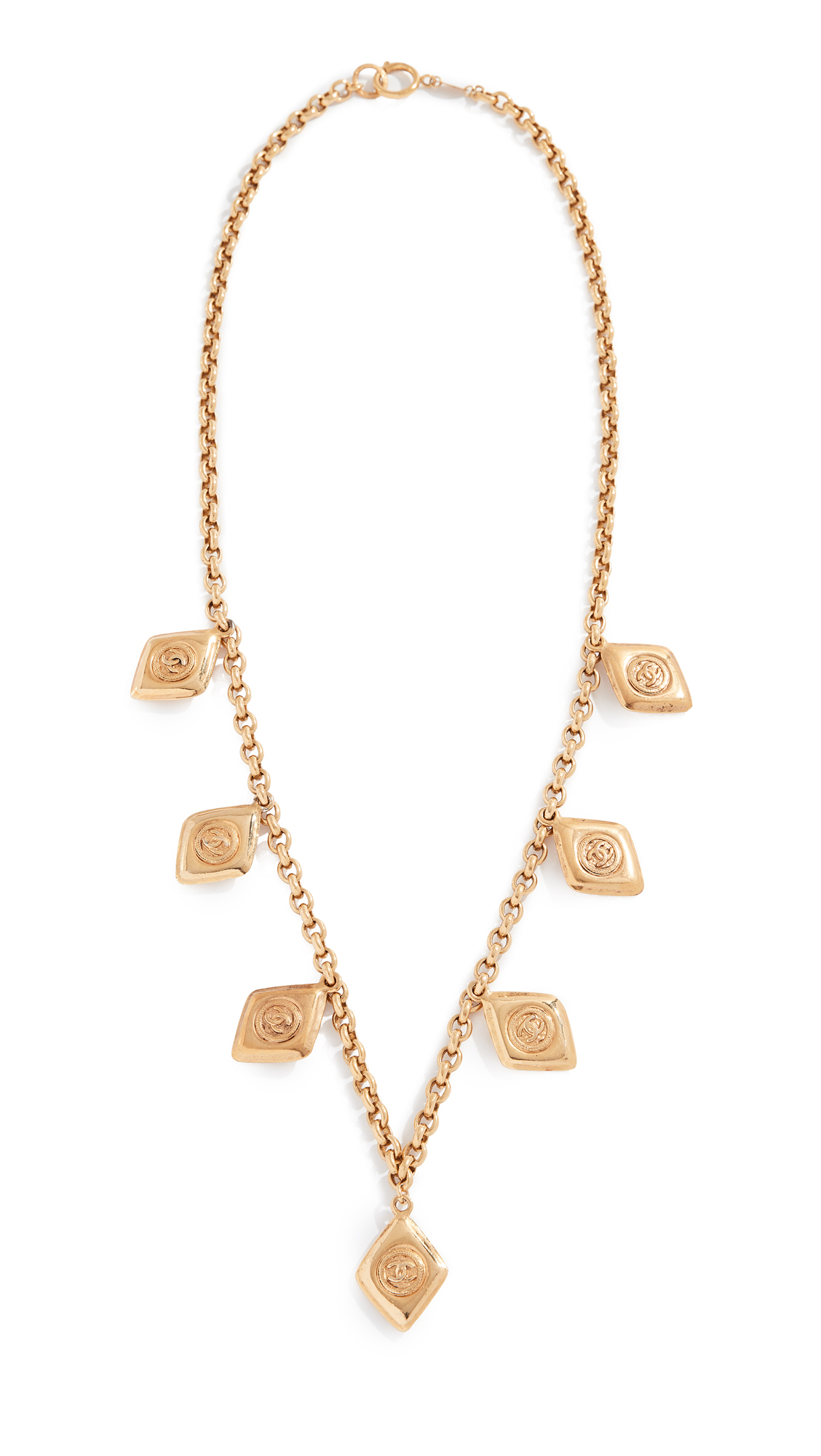 CHANEL CHARM NECKLACE