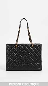 056c67a3225dad What Goes Around Comes Around. Chanel Black Caviar Tote. $4,500.00  $4,500.00 $4,500.00