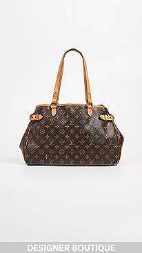 98ed5295569f What Goes Around Comes Around. Louis Vuitton Monogram Batignolles Horiz Bag