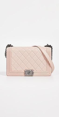 ed0397000cdc What Goes Around Comes Around Chanel Pink Lambskin Medium.
