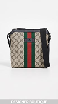 087ee9405701 What Goes Around Comes Around. Gucci Web Messenger Bag