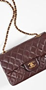 What Goes Around Comes Around Chanel Brown Lambskin 2.55 9