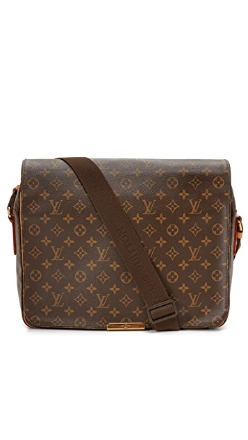 What Goes Around Comes Around Louis Vuitton Monogram Valmy GM Bag (Previously Owned)