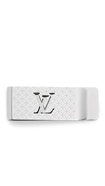 What Goes Around Comes Around Louis Vuitton Champs Elysees Money Clip (Previously Owned)