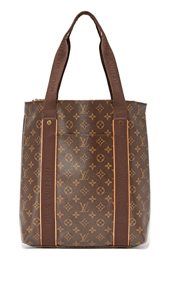 What Goes Around Comes Around Louis Vuitton Monogram Beaubourg Cabas Tote (Previously Owned)