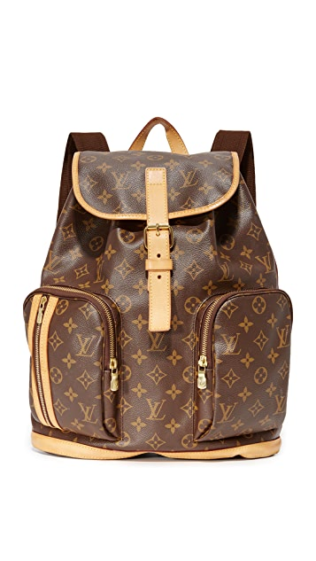 What Goes Around Comes Around Louis Vuitton Monogram Bosphore Backpack (Previously Owned)