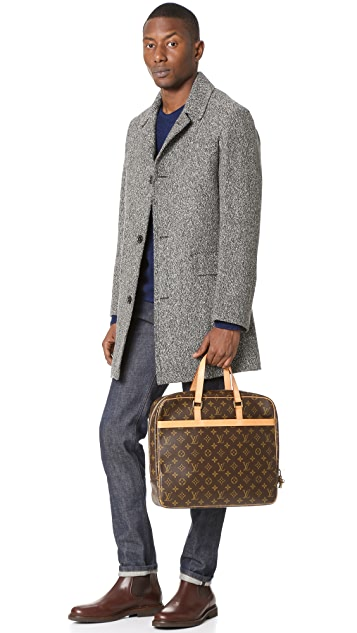 What Goes Around Comes Around Louis Vuitton Monogram Pegase Briefcase (Previously Owned)
