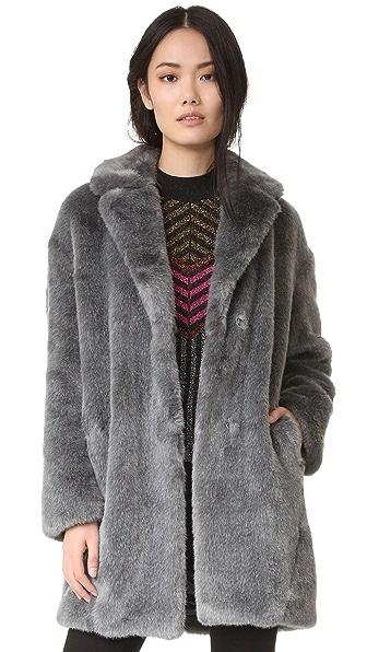 Whistles Cocoon Coat