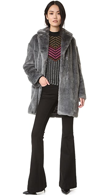 Whistles Cocoon Coat