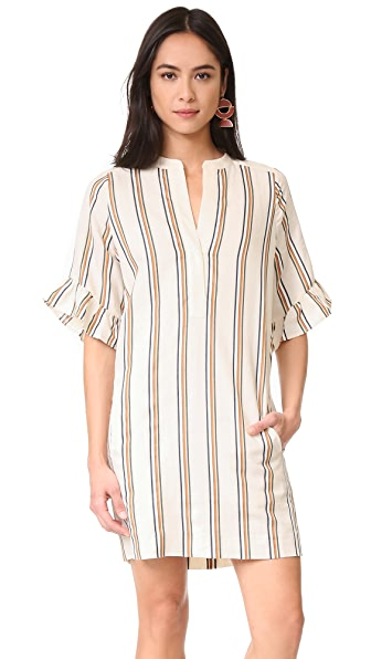 Whistles Margarita Stripe Dress