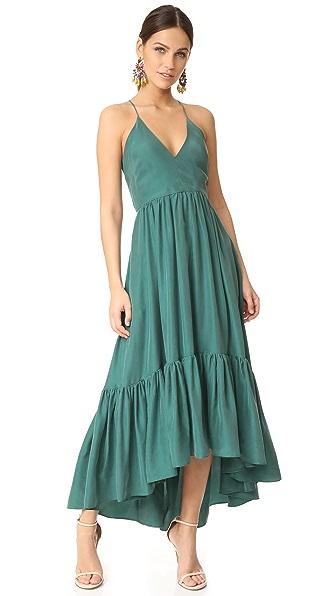 Whit Greer Dress - Moss