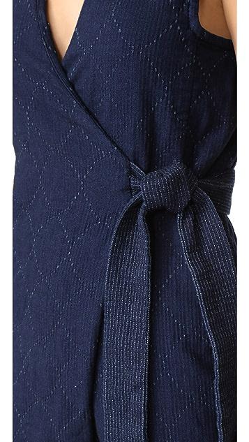 Whit Emi Wrap Jumpsuit