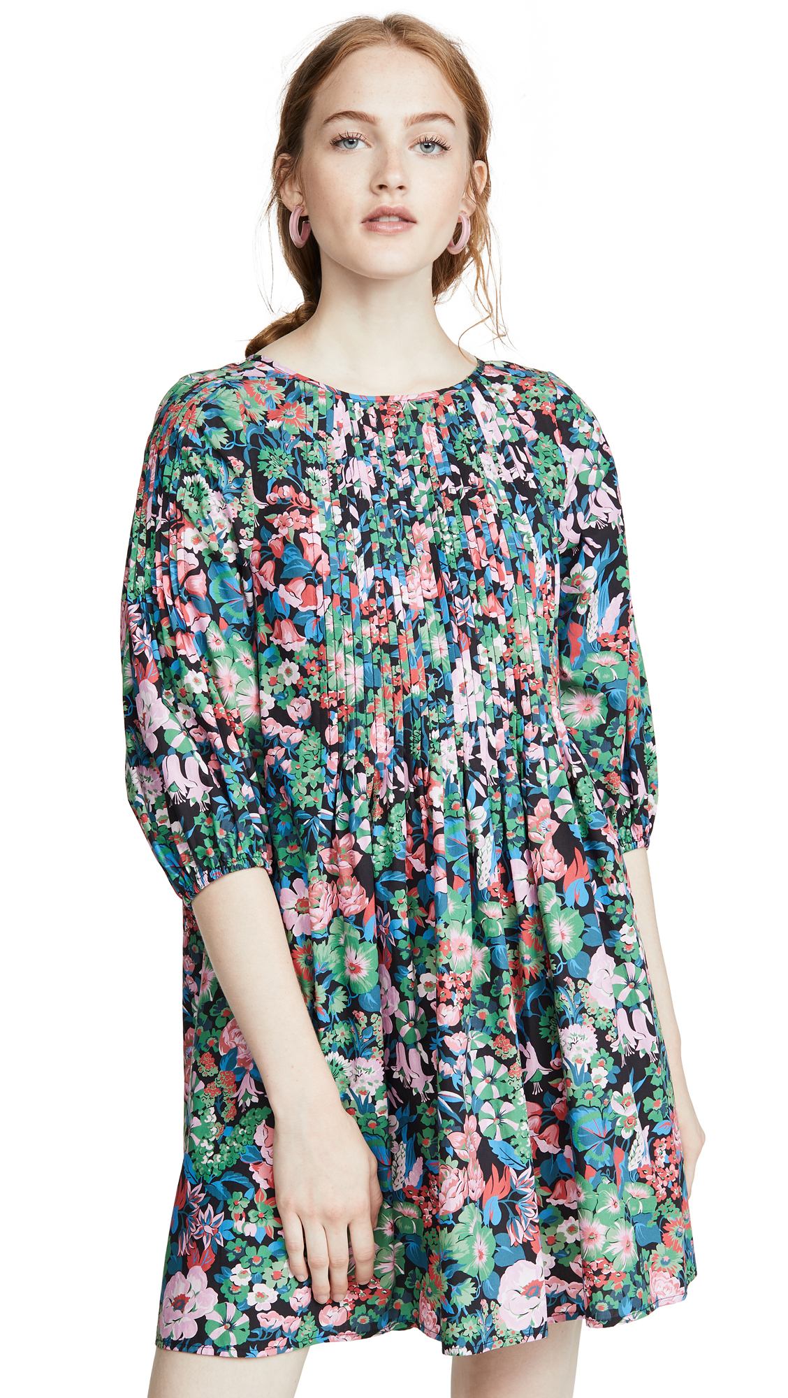 Buy Whit Pintuck Dress online beautiful Whit Clothing, Dresses