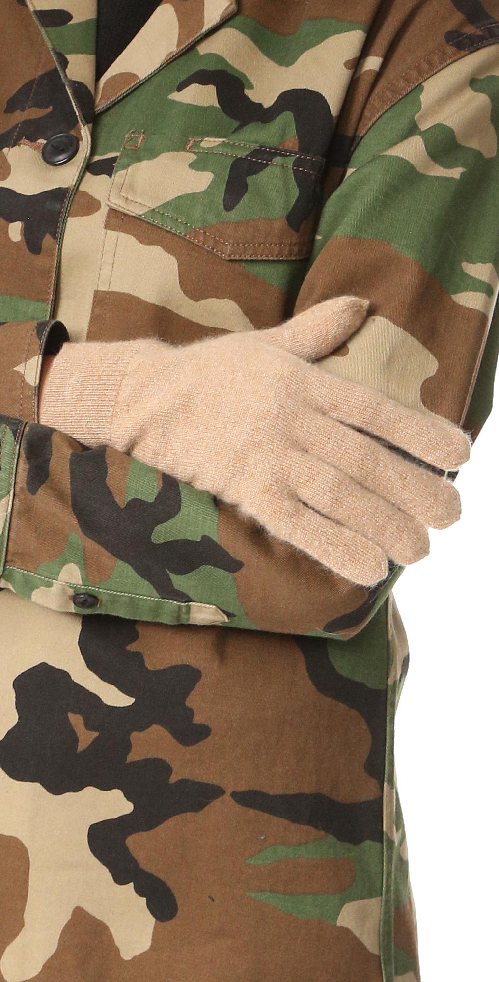 White + Warren Cashmere Gloves