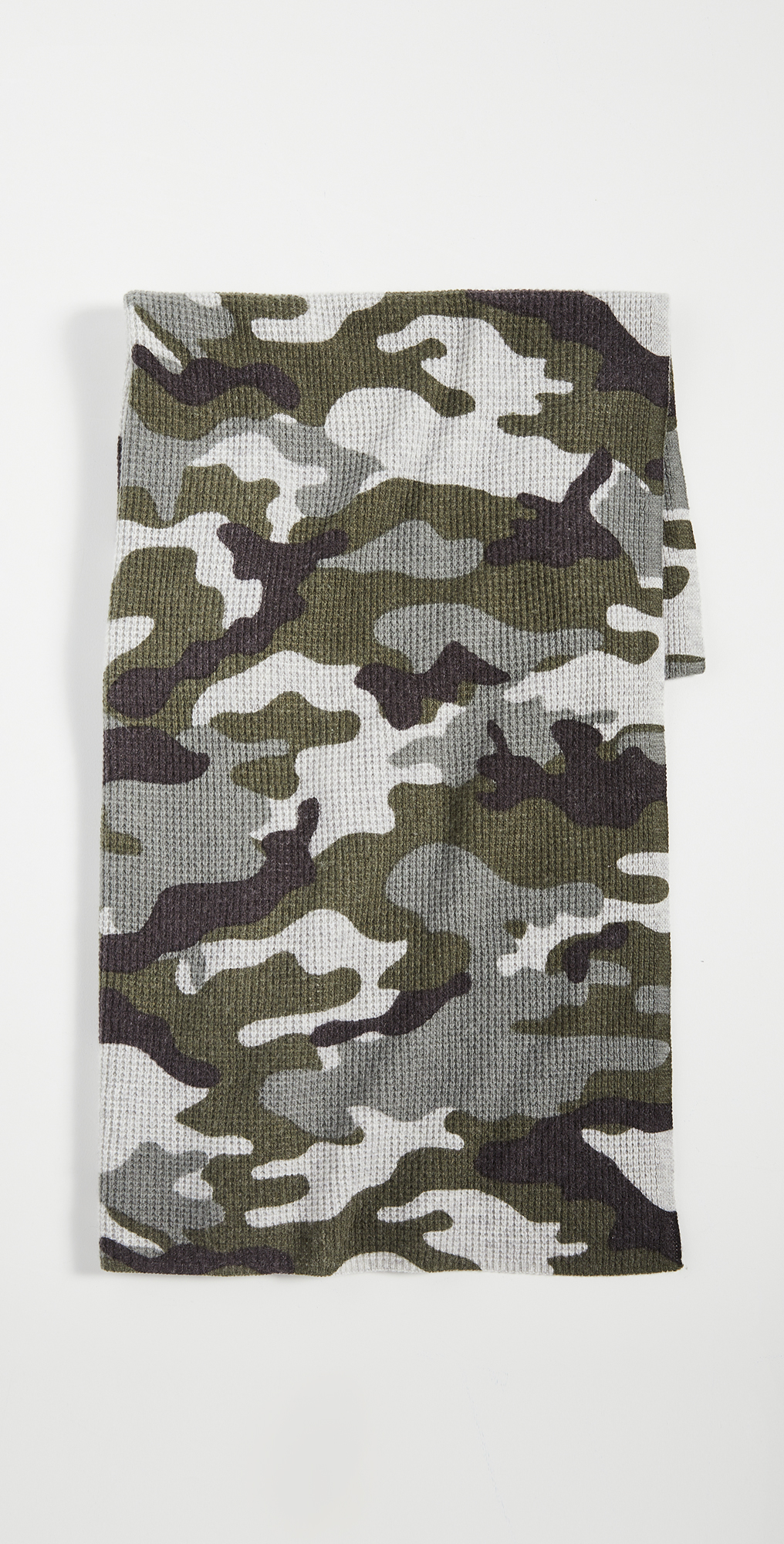 Camo Thermal Scarf
