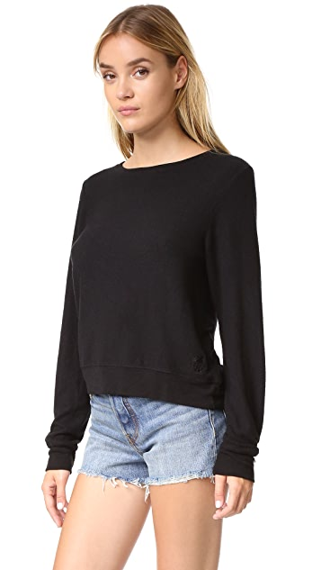 Wildfox Basic Pullover