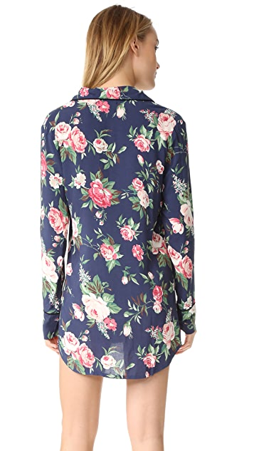 Wildfox Gypsy Rose Dreamer Sleepshirt