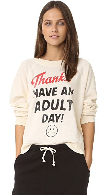 Wildfox Adult Day Sweater