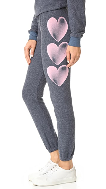 Wildfox Faded Love Bottoms