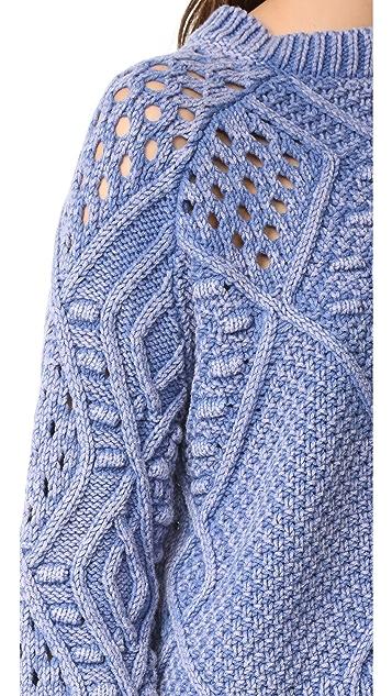 Wildfox Perf Sweater