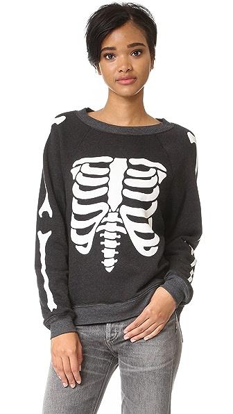 Wildfox Inside Out Sweatshirt