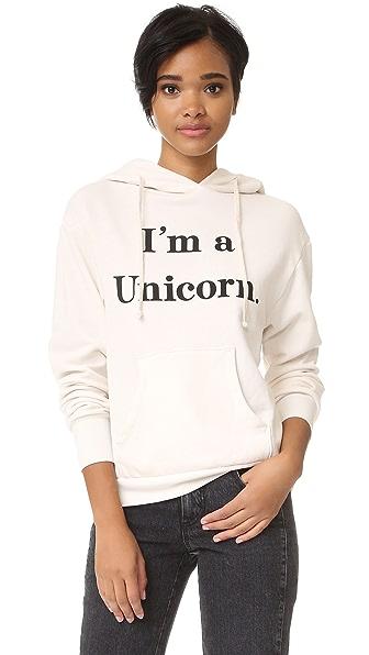 Wildfox Толстовка I'm a Unicorn