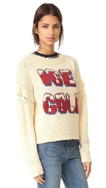 Wildfox Freezin Sweater