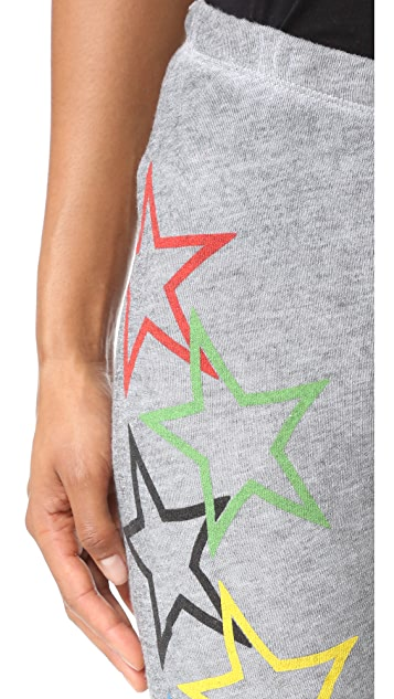 Wildfox Olympic Stars Sweats