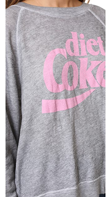 Wildfox Diet Coke Sweatshirt