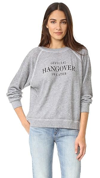 Wildfox Толстовка Official Hangover