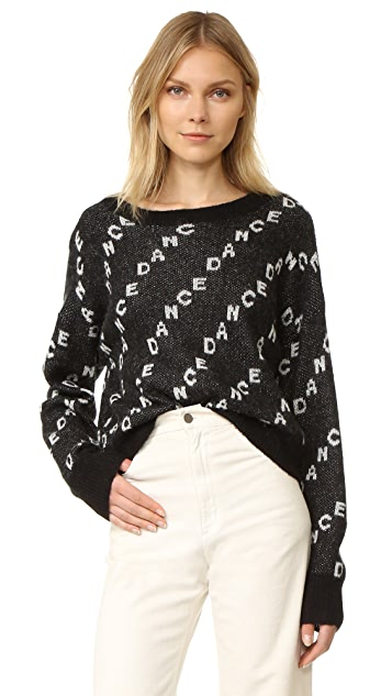 Wildfox Dance Repeat Sweater