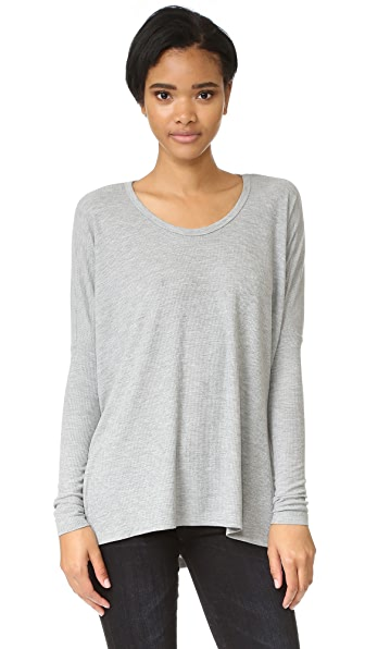 Wildfox Alana Long Sleeve Top